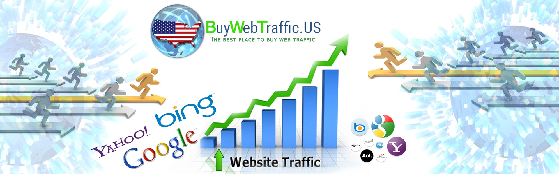 BuyWebTraffic.US 4th page